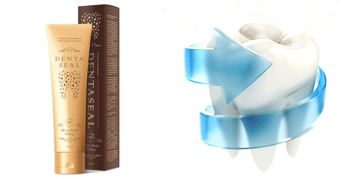 Denta Seal dengan efek penyegelan: pemulihan gigi tanpa jumpa doktor gigi!