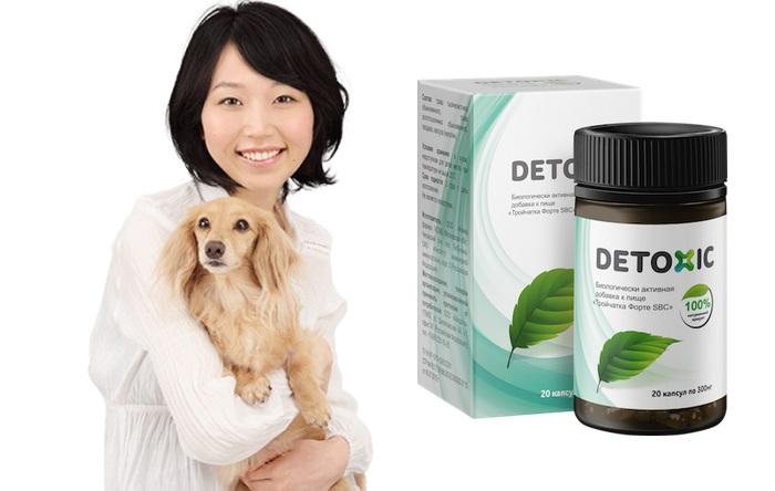 Detoxic dari parasit: akan menghapuskan parasit dan cacing perut sepenuhnya dari tubuh anda dalam masa 30 hari!