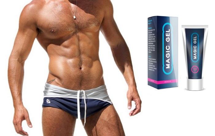 Magic gel untuk pembesaran penis: semua yang anda perlukan untuk membuatkan gadis tergila-gilakan anda!
