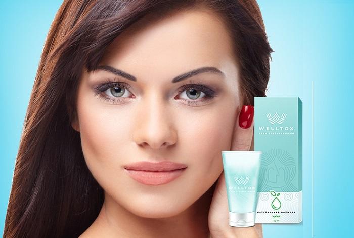 Welltox untuk pemutih wajah: komposisi komponen pemutihan tak tertandingi!
