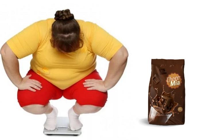 Choco Mia untuk menurunkan berat badan: menjadikan nipis dengan mudah dan dengan rasa menarik!