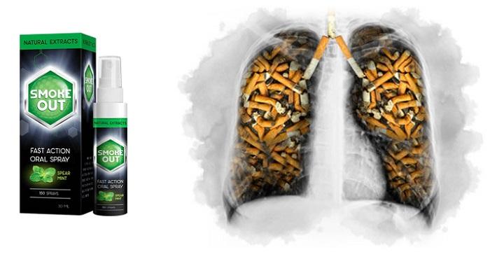 Smoke Out dari merokok: berhenti merokok dengan mudah!