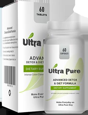 Ultra Pure: tablet fizzy untuk pelangsingan