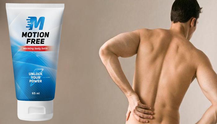 Motion Free: adalah remedi terbaik untuk arthrosis dan osteochondrosis