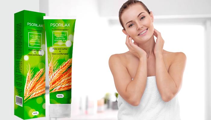 Psorilax: mengurangkan gejala psoriasis sejak penggunaan pertama dan selamanya