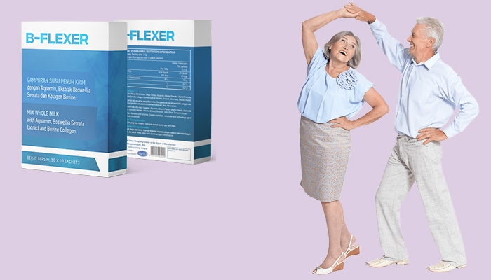 B-Flexer untuk sendi: akan mengembalikan kesihatan anda tanpa pembedahan atau ubat-ubatan