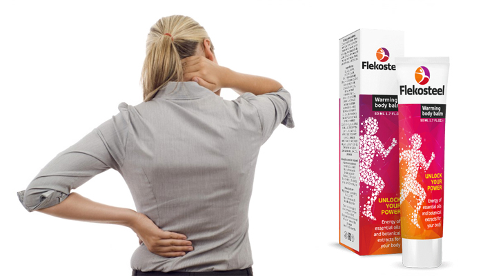 Flekosteel: melawan sakit sendi