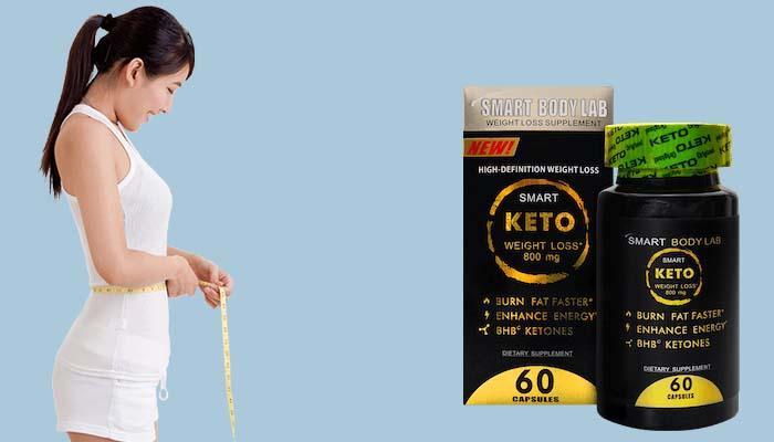 Keto Smart: sejenis produk yang membantu anda mengurangkan berat badan