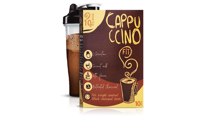 Cappuccino Fit: penurunan berat yang cekap