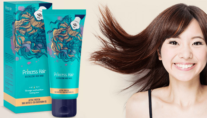 Princess Hair untuk pertumbuhan rambut: kecantikan semulajadi di rambut anda!