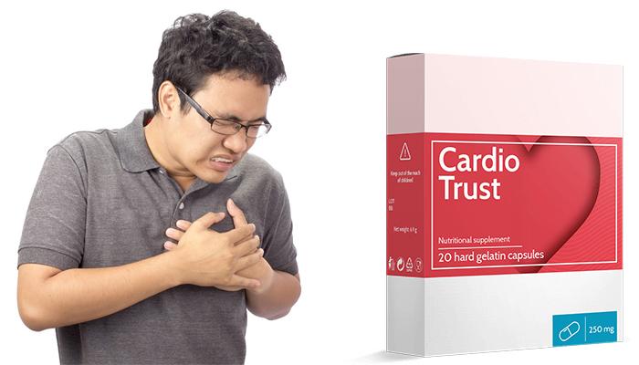 CardioTrust: memulihkan tekanan darah selepas satu siri rawatan