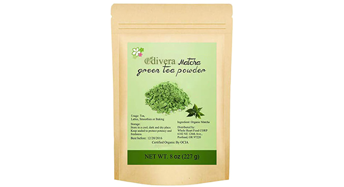 Divera teh hijau untuk imuniti: satu campuran bahan semulajadi yang meriah