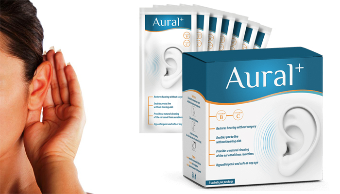 Aural+: penyembuhan pendengaran semula jadi