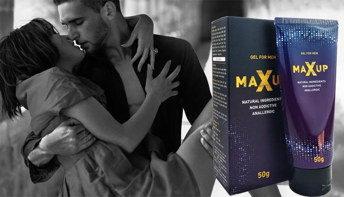 Maxup untuk pembesaran zakar: stamina di atas ranjang 3 kali lebih besar