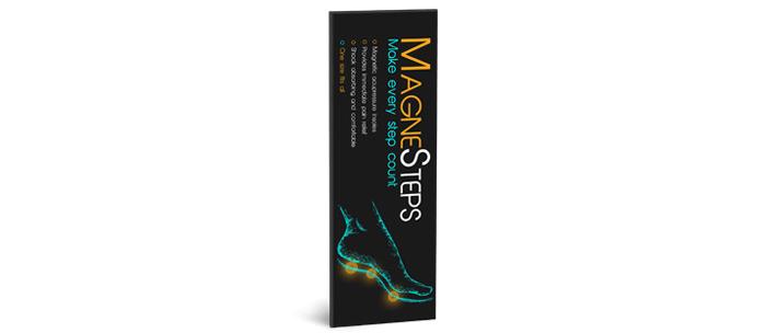MagneSteps: melegakan apa jua kesakitan kronik anda hanya dalam masa 8 minit