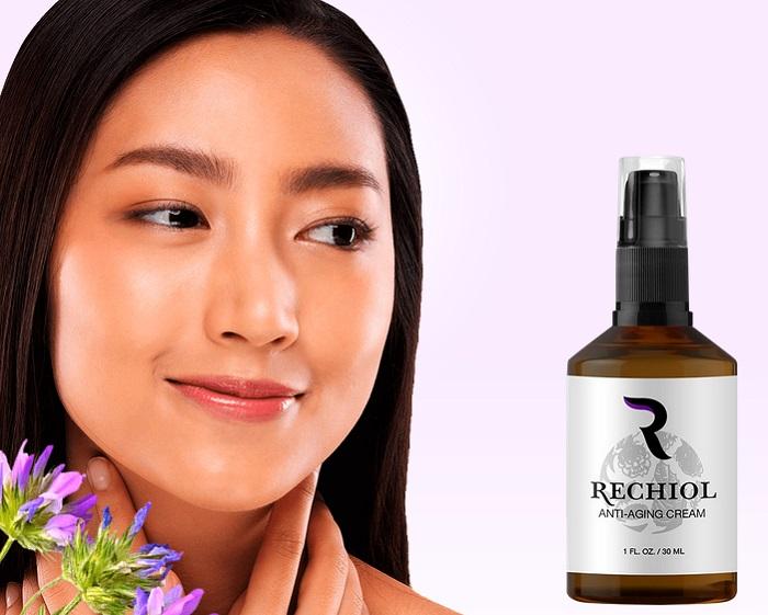 RECHIOL untuk meremajakan: keremajaan yang tertumpu pada kulit anda!