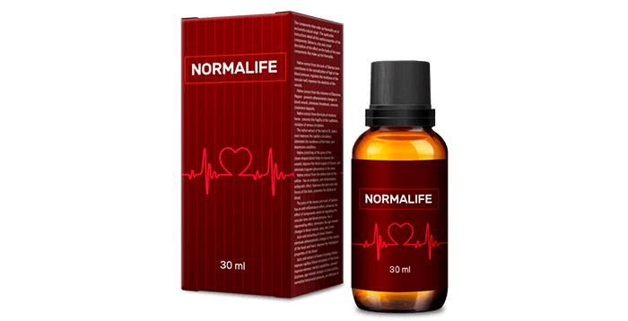 Normalife: membantu menghilangkan gejala-gejala hipertensi