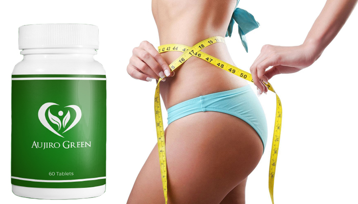 Aujiro Green for weight loss: burn fat and calories 3 times faster than other diet products