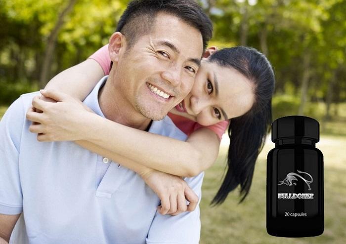 BULLDOZER untuk kekuatan laki-laki: berikan pasangan Anda kenikmatan tertinggi!