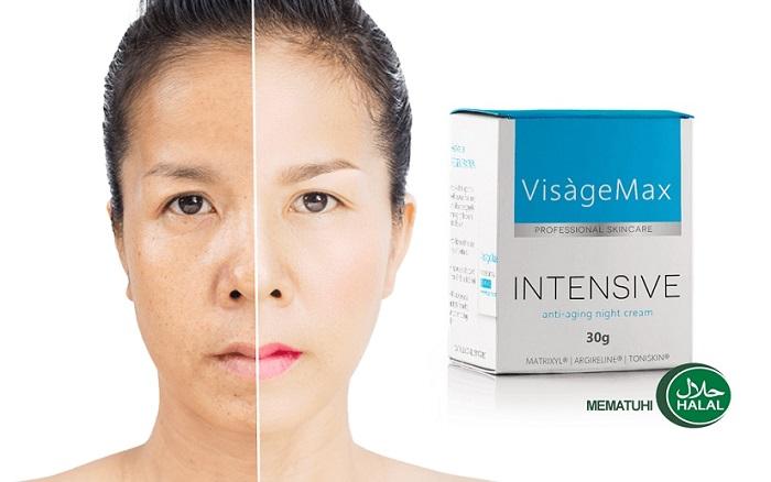 VisageMax untuk meremajakan: MEMBANTU MENGURANGKAN KEDUTAN DALAM MASA 28 HARI!