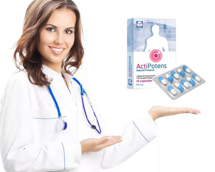 ActiPotens dari prostatitis: jadilah lelaki sejati dan nikmati kehidupan dengan prostat yang sihat!