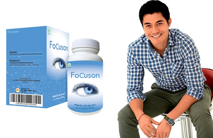 Focuson untuk meningkatkan visi: perbaikan penglihatan cepat tanpa operasi!
