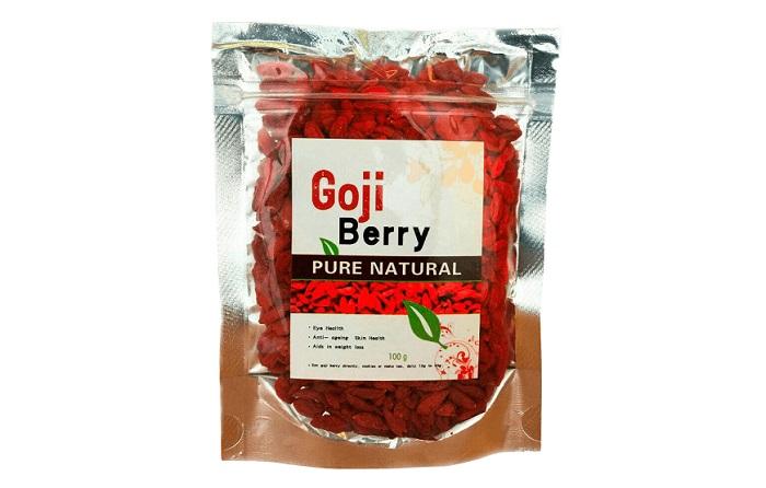 Goji Berries untuk menurunkan berat badan: cara termudah untuk menurunkan berat badan!