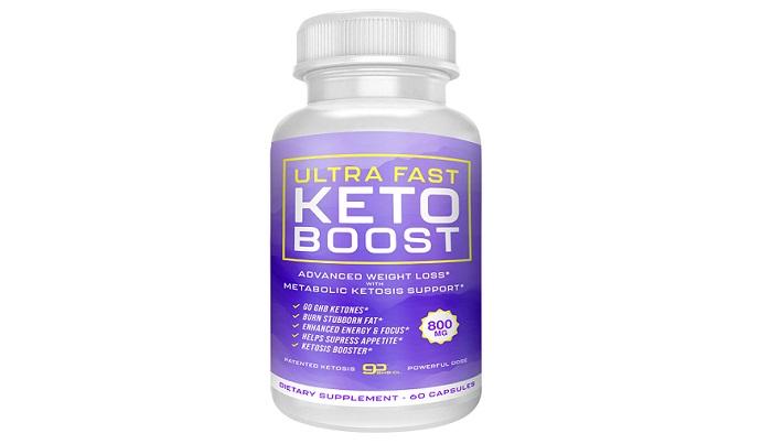 Ultra Fast Keto Boost untuk penurunan berat badan: revolusionary break-through!
