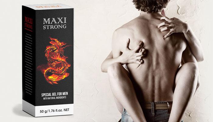 Maxi strong pelincir untuk lelaki: tingkatkan keghairahan ke tahap maksimum!