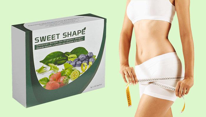 Sweet Shape untuk penurunan berat badan: membantu mengurangkan lemak badan