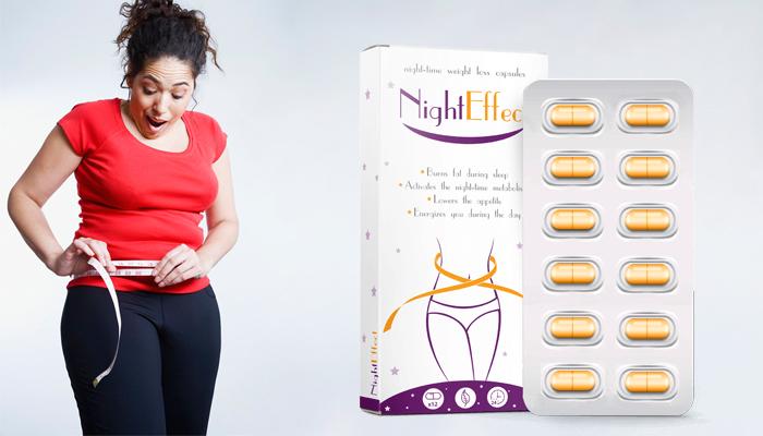 NightEffect untuk penurunan berat badan: tidur akan menghilangkan berat berlebihan!