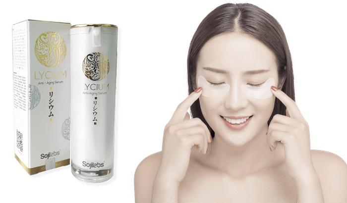 Lycium Serum dari lipatan: meremajakan kulit untuk kulit yang berseri dan cerah!