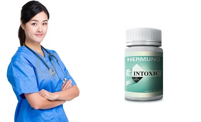 Hermuno dari parasit: adalah remedi yang boleh dipercayai terhadap parasit!