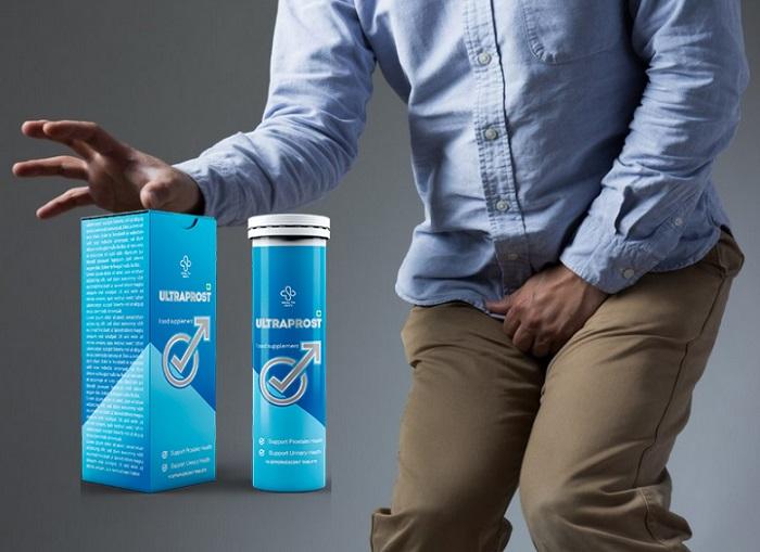 Ultraprost dari prostatitis: cepat Bantu Untuk Kesehatan Pria!
