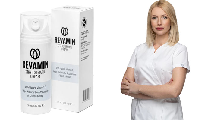 Revamin Stretch Mark against stretch marks: an effective way to deal with stretch marks!