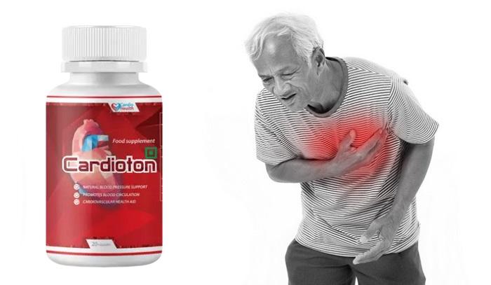 Cardioton dari hipertensi: melindungi jantung dan pembuluh darah dari penyakit!