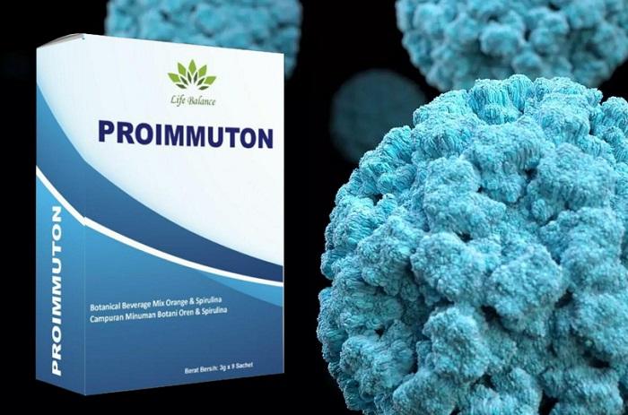 Proimmuton untuk meningkatkan kekebalan: menguatkan sistem imun anda!