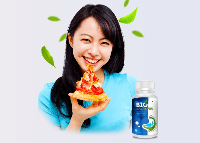 Biolactonix untuk saluran pencernaan: melegakan pedih ulu hati, bersendawa, sakit perut serta berat perut!
