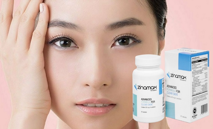 Zinamax from acne: fall in love with your skin all over again!