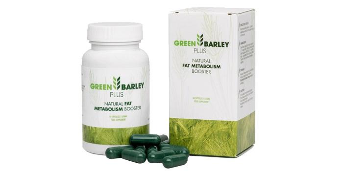 Green Barley Plus untuk penurunan berat badan: membantu membakar lemak!